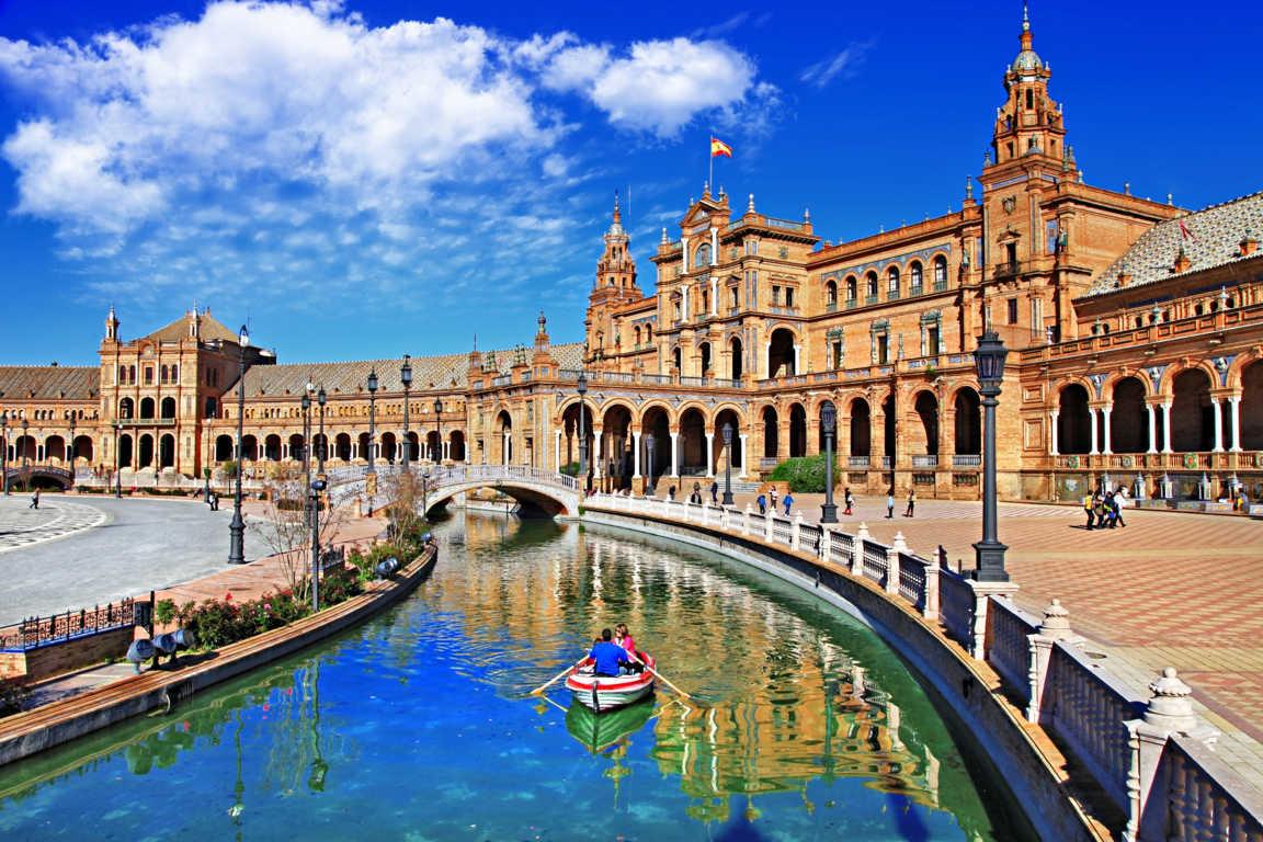 Sevilla: la ciudad con más interés histórico de España.